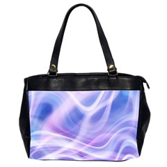 Abstract Graphic Design Background Office Handbags (2 Sides)