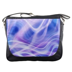Abstract Graphic Design Background Messenger Bags