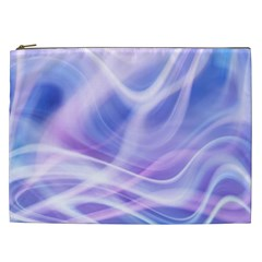 Abstract Graphic Design Background Cosmetic Bag (XXL)
