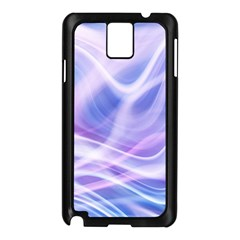 Abstract Graphic Design Background Samsung Galaxy Note 3 N9005 Case (Black)