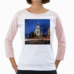 Architecture Building Exterior Buildings City Girly Raglans
