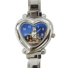 Architecture Building Exterior Buildings City Heart Italian Charm Watch