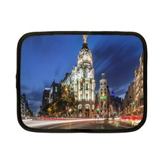 Architecture Building Exterior Buildings City Netbook Case (Small)