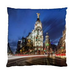 Architecture Building Exterior Buildings City Standard Cushion Case (One Side)