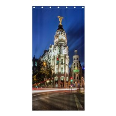 Architecture Building Exterior Buildings City Shower Curtain 36  x 72  (Stall)