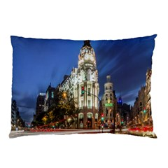 Architecture Building Exterior Buildings City Pillow Case (Two Sides)
