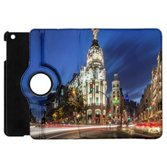 Architecture Building Exterior Buildings City Apple iPad Mini Flip 360 Case