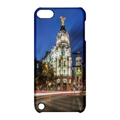 Architecture Building Exterior Buildings City Apple iPod Touch 5 Hardshell Case with Stand