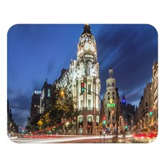 Architecture Building Exterior Buildings City Double Sided Flano Blanket (Large)