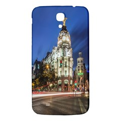 Architecture Building Exterior Buildings City Samsung Galaxy Mega I9200 Hardshell Back Case