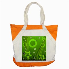 Art About Ball Abstract Colorful Accent Tote Bag