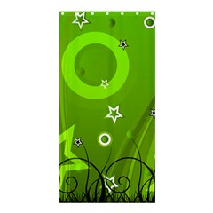 Art About Ball Abstract Colorful Shower Curtain 36  x 72  (Stall)