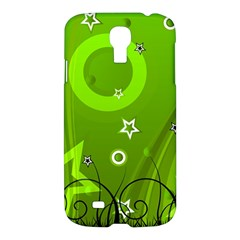 Art About Ball Abstract Colorful Samsung Galaxy S4 I9500/I9505 Hardshell Case
