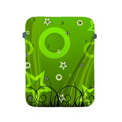 Art About Ball Abstract Colorful Apple Ipad 2/3/4 Protective Soft Cases