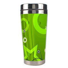 Art About Ball Abstract Colorful Stainless Steel Travel Tumblers