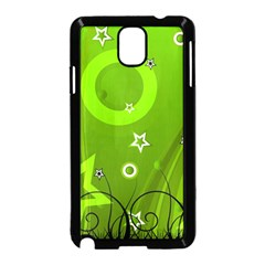 Art About Ball Abstract Colorful Samsung Galaxy Note 3 Neo Hardshell Case (Black)