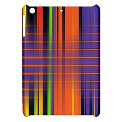 Background Texture Patterncake Happy Birthday Apple iPad Mini Hardshell Case