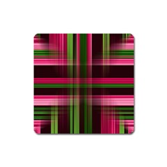 Background Texture Pattern Color Square Magnet