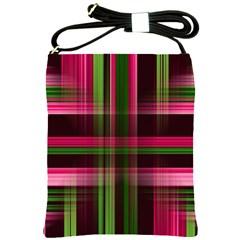 Background Texture Pattern Color Shoulder Sling Bags