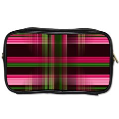 Background Texture Pattern Color Toiletries Bags 2-Side