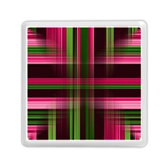 Background Texture Pattern Color Memory Card Reader (Square)