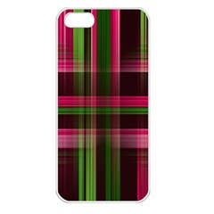 Background Texture Pattern Color Apple iPhone 5 Seamless Case (White)