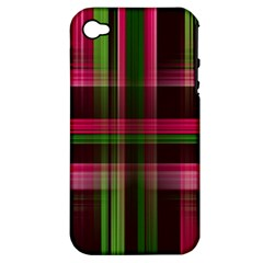 Background Texture Pattern Color Apple iPhone 4/4S Hardshell Case (PC+Silicone)
