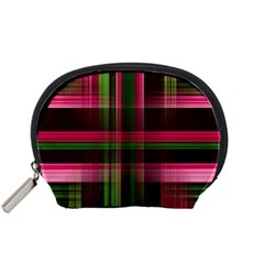 Background Texture Pattern Color Accessory Pouches (Small)