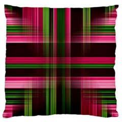 Background Texture Pattern Color Large Flano Cushion Case (Two Sides)