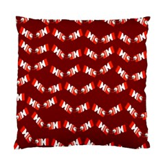 Christmas Crackers Standard Cushion Case (one Side)