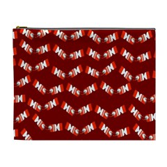 Christmas Crackers Cosmetic Bag (XL)