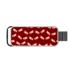 Christmas Crackers Portable USB Flash (One Side)