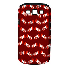 Christmas Crackers Samsung Galaxy S III Classic Hardshell Case (PC+Silicone)