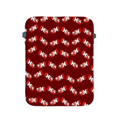 Christmas Crackers Apple iPad 2/3/4 Protective Soft Cases