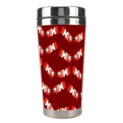 Christmas Crackers Stainless Steel Travel Tumblers