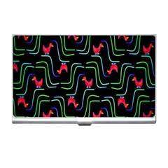 Computer Graphics Webmaster Novelty Pattern Business Card Holders