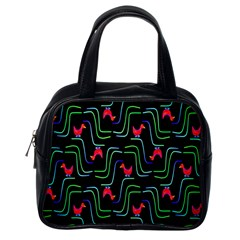 Computer Graphics Webmaster Novelty Pattern Classic Handbags (One Side)