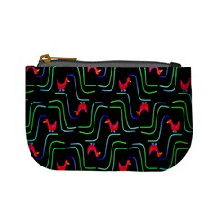 Computer Graphics Webmaster Novelty Pattern Mini Coin Purses