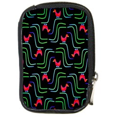Computer Graphics Webmaster Novelty Pattern Compact Camera Cases