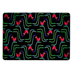 Computer Graphics Webmaster Novelty Pattern Samsung Galaxy Tab 10.1  P7500 Flip Case
