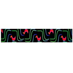 Computer Graphics Webmaster Novelty Pattern Flano Scarf (Large)