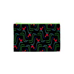 Computer Graphics Webmaster Novelty Pattern Cosmetic Bag (XS)