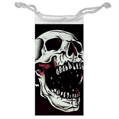 Death Skull Jewelry Bag
