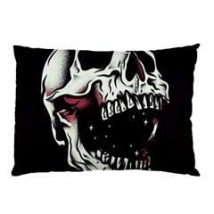 Death Skull Pillow Case