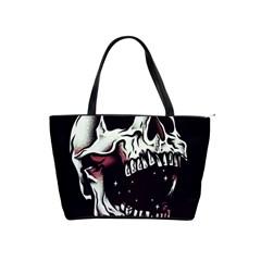 Death Skull Shoulder Handbags