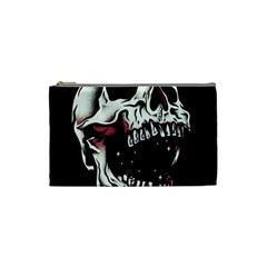 Death Skull Cosmetic Bag (Small)