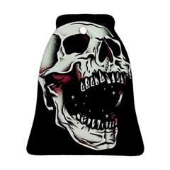 Death Skull Ornament (Bell)