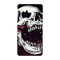 Death Skull Samsung Galaxy Alpha Hardshell Back Case