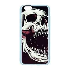Death Skull Apple Seamless iPhone 6/6S Case (Color)