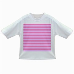 Fabric Baby Pink Shades Pale Infant/Toddler T-Shirts